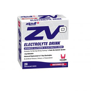 electrolitos zipvit zv0 20 comprimidos