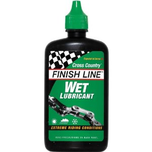 Lubricante Finish Line Húmedo 120ml