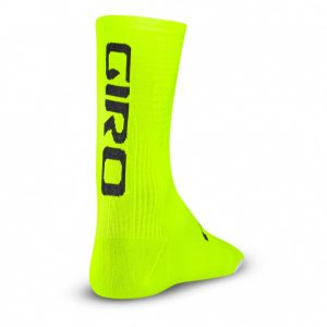 Calcetines Giro HRC Team amarillo