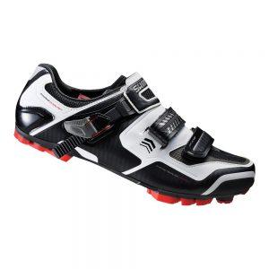 Zapatillas ciclismo Shimano XC61 MTB blanco