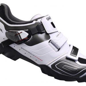 Zapatillas ciclismo Shimano M089 MTB Blanco
