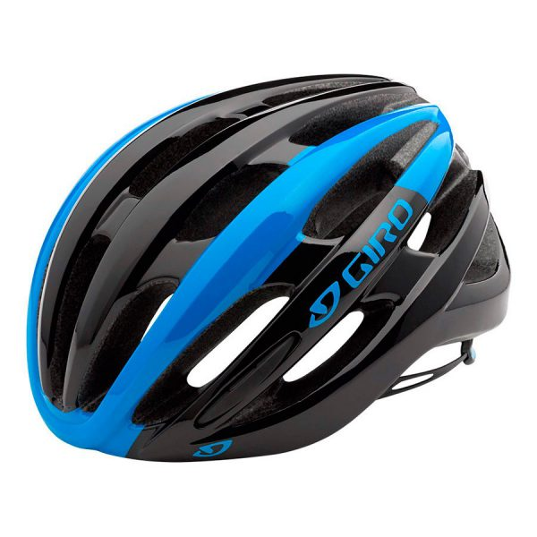 Casco Giro Foray azul negro