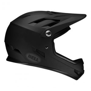 Casco Bell Sanction negro mate