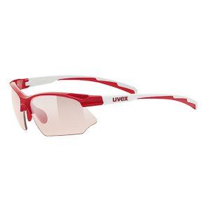 Gafas Uvex 802 Vario rojo blanco