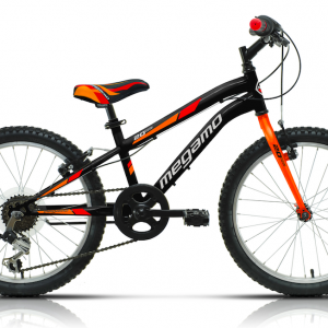 Bicicleta Infantil 20″ Open Junior Black
