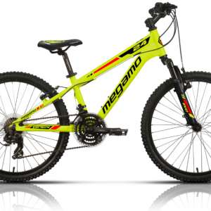 BICICLETA INFANTIL MEGAMO 24″ OPEN JUNIOR BOY YELLOW