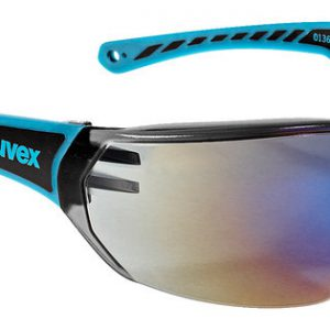 Gafas Uvex 204 verde azul negro