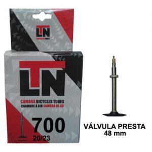 CÁMARA CARRETERA LTN 700X20/23 V. PRESTA 48 MM