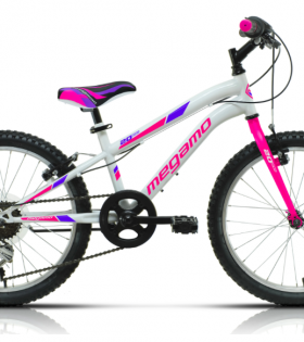 Bicicleta Infantil Megamo 20 Open Junior Girl