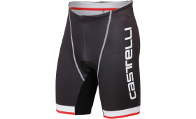 Short Triatlón Castelli Core Tri Short negro blanco
