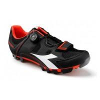 Zapatillas Diadora MTB X-VORTEX RACER II Negro Rojo