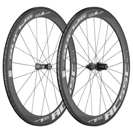 Juego de ruedas DT Swiss RC 55 Spline