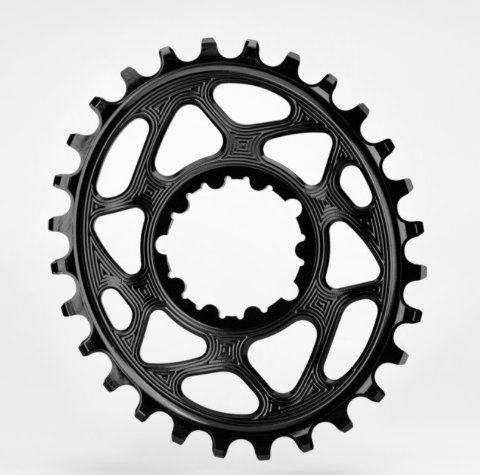 Plato Oval SRAM Direct Mount GXP