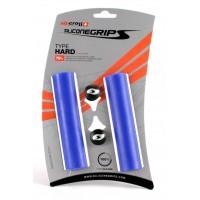 Puños SiliconeGrips HARD azul
