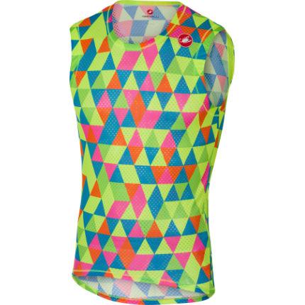 camiseta castelli pro mesh