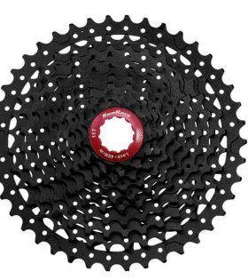 Cassette Sunrace MX8 11-46 color negro