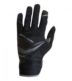 guantes pearl izumi cyclone negro