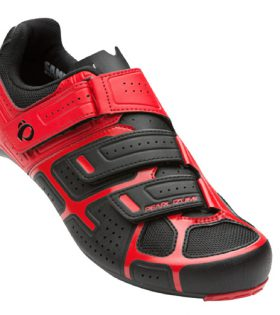 Zapatillas Pearl Izumi Select Road rojo negro