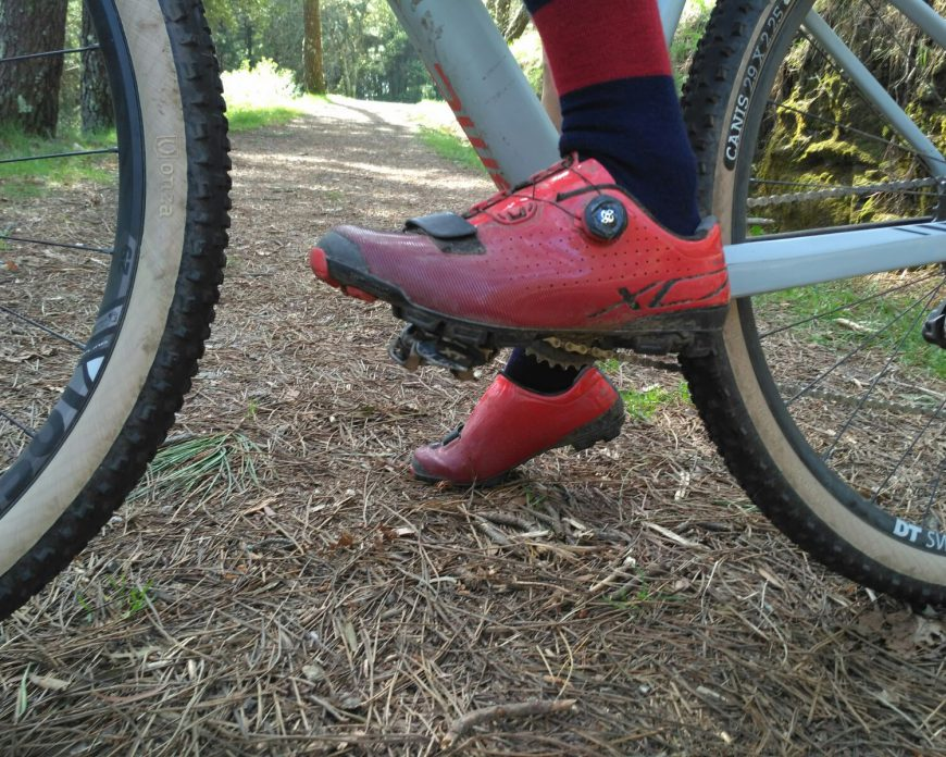 Zapatillas shimano xc70