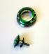 Juego de Dirección KCNC KHS-PT18 Integrada 41 color Verde