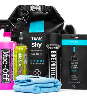 KIT MUC-OFF TEAM SKY DRY BAG