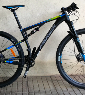 Bicicleta Merida Big Ninety six ed nx