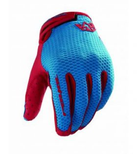 Guantes Royal Quantum Color rojo azul
