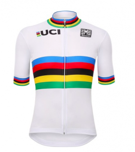 Maillot Santini UCI World Champion
