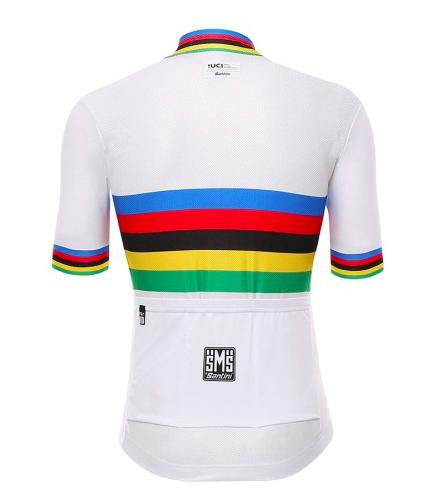 Maillot Santini UCI World Champion Santini