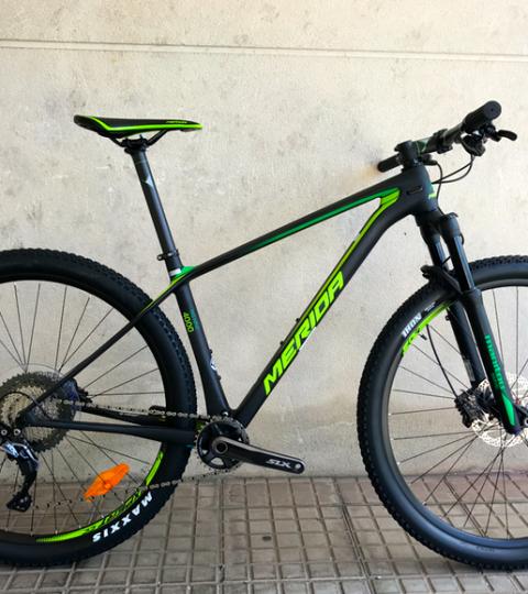 bicicleta MTB Merida Big Nine 4000