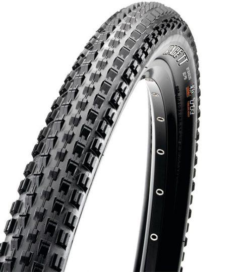 cubierta Maxxis Race TT TLR plegable 29×2.00 50-622 negro Dual