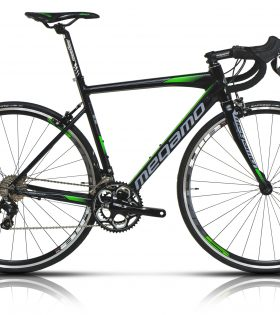 Bicicleta Carretera Megamo R10 105 Black