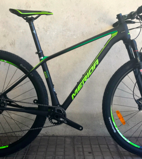 Bicicleta Merida Big Nine 4000 carbon ED GX 1x11