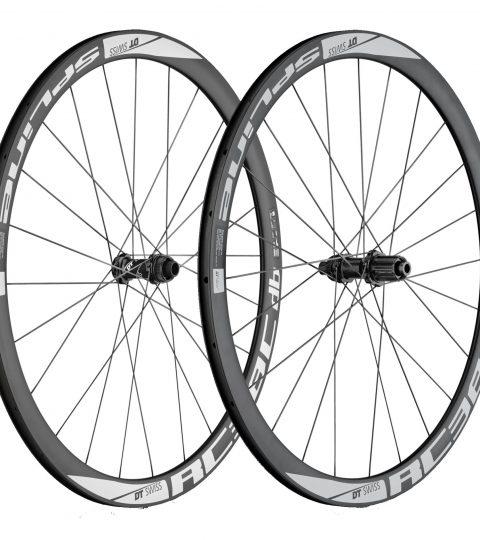 Juego de ruedas DT Swiss RC38 Carbon DB