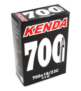 Cámara carretera Kenda 700x18/23 V/FINA