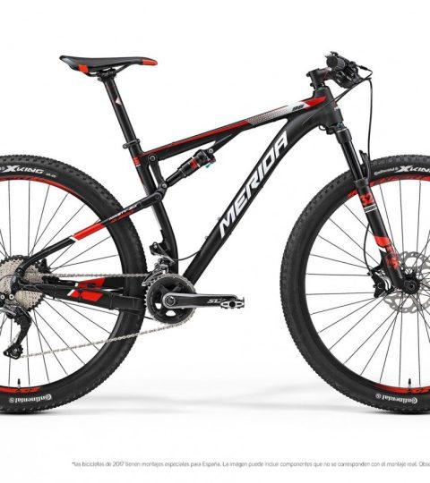 Bicicleta merida ninety-six 29