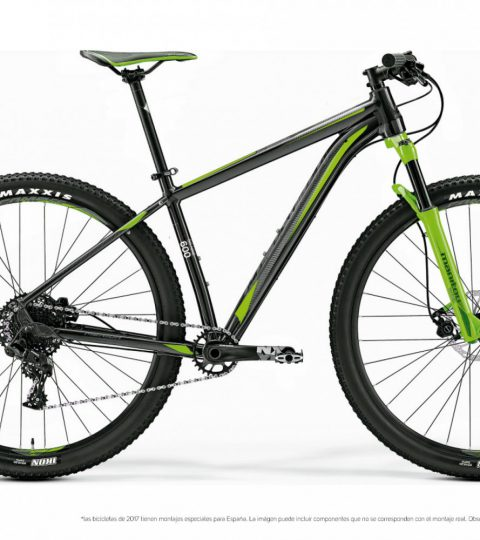 Merida big nine 600