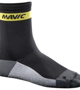 Calcetines Mavic Ksyrium Carbon Sock negro