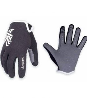 GUANTES BLUEGRASS RACCOON NEGRO
