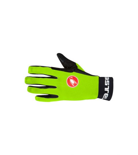 guantes castelli SCALDA GLOVE fluor