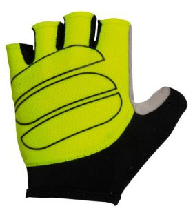 Guantes Sportful Illusion amarillo flúor