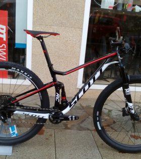 Bicicleta SCOTT Spark 900