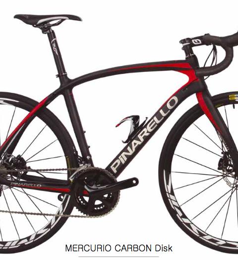 Bicicleta Carretera Pinarello Mercurio Disk