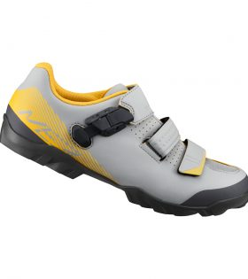Shimano Zapatillas Shimano ME3 MTB gris amarillo