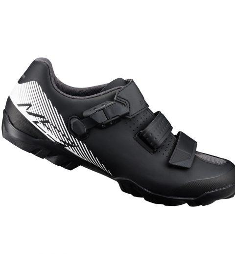 Shimano Zapatillas Shimano ME3 MTB negro blanco
