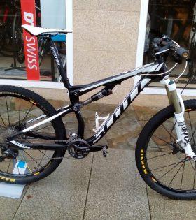 Bicicleta Scott Spark 740 talla M (segunda mano) 2015