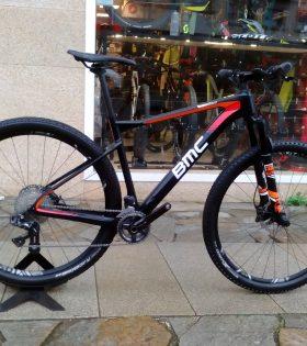 "Bicicleta BMC Teamelite 01 XT Di2 ""M"" 2017 (segunda mano)"
