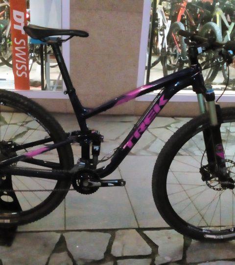 Bicicleta Trek Top Fuel 8 2016 18,5″
