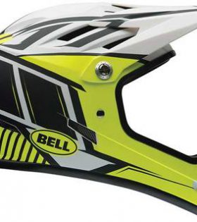 CASCO BELL SANCTION AMARILLO /BLANCO M