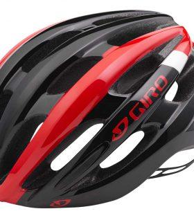 Casco Giro Foray Negro-rojo talla M